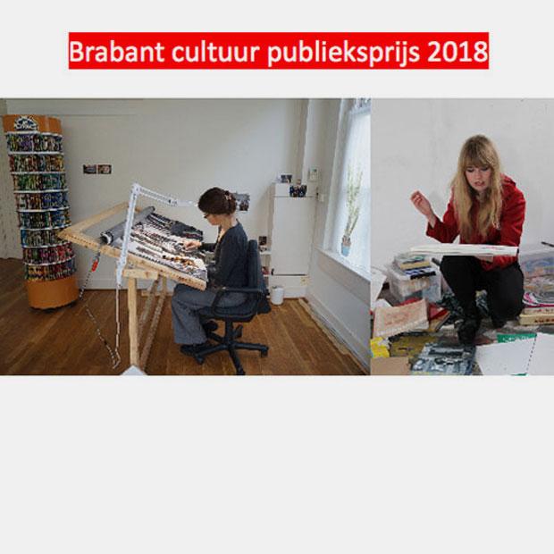 Brabant cultuurprijs 2018