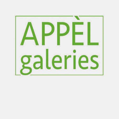 Appel galeries 2018
