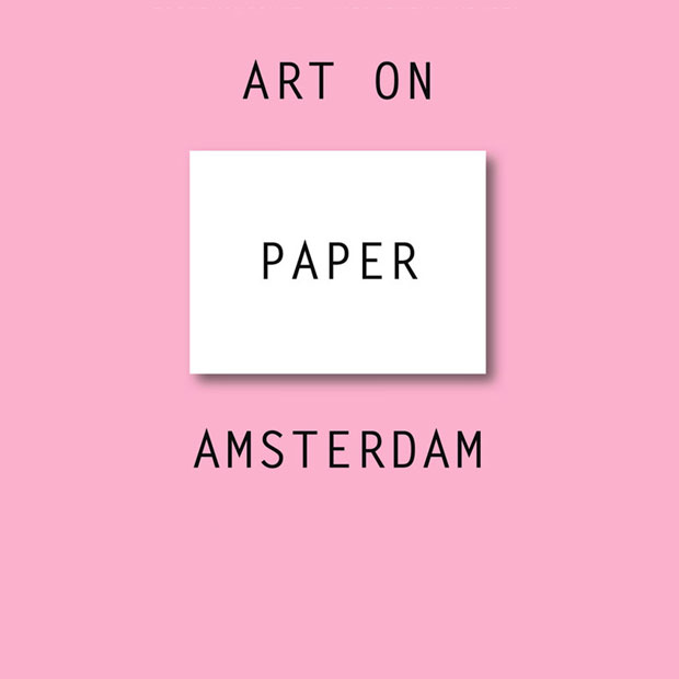 Art on paper Amsterdam 2018