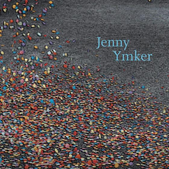 Jenny Ymker - omslag