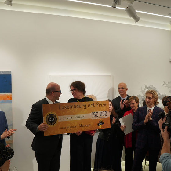Luxembourg Art Prize 2