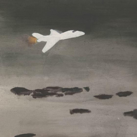 jet, 2020, olie-, alkydverf op doek, 30 x 40
