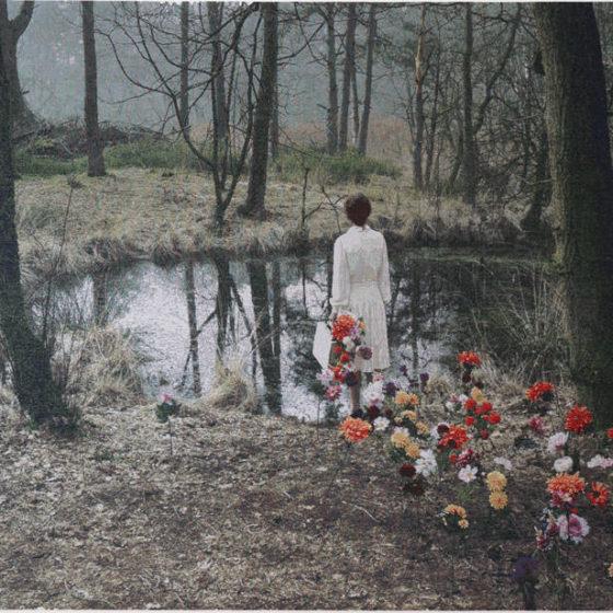 Ophelia, 118 x 193 cm, gobelin, 2019