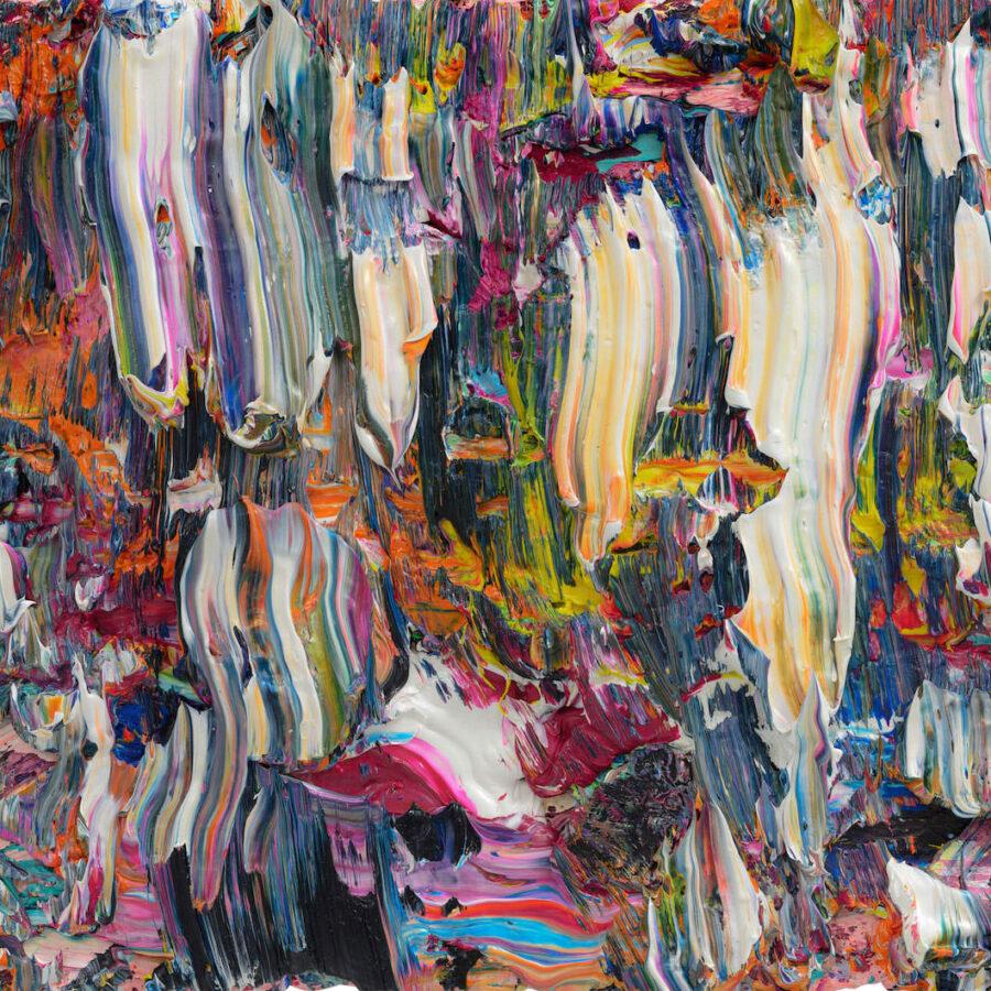 Jolanda van Gennip - Of matter and lighter stuff