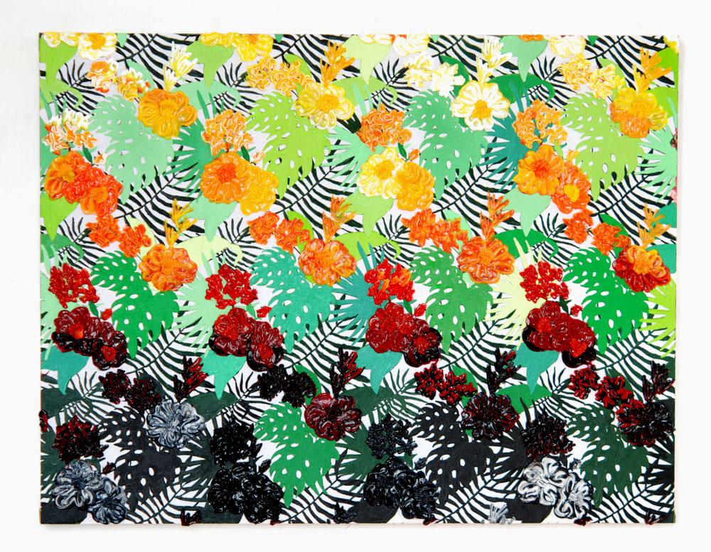 No Pattern, 100 x 130 cm, 2019