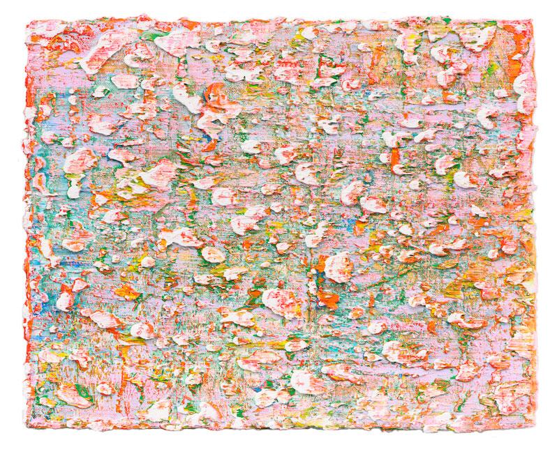 z.t., olieverf op doek, 000x000 cm., 2018