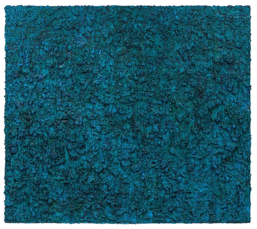 nr. 19, olieverf op doek, 150 x 170 cm., 2018