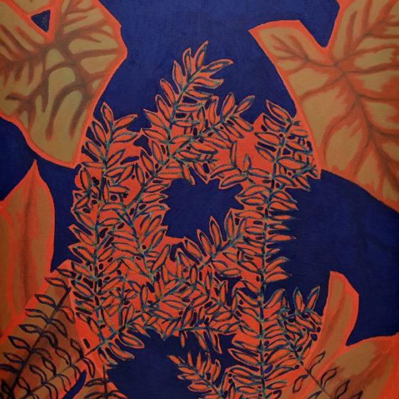 nr. 5, 2019, olieverf op doek, 120 x 80 cm