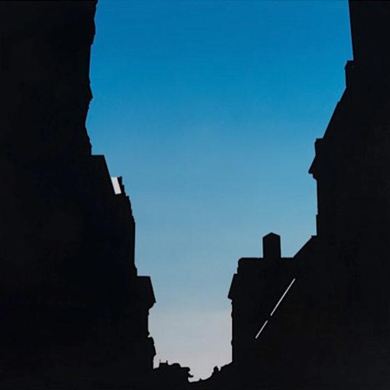Washington, 2015, olieverf op linnen, 157 x 200 cm