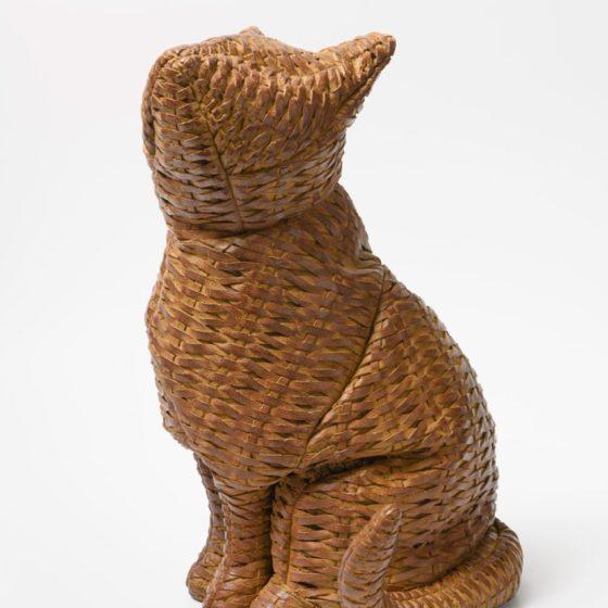 Poespas, 2019, brons, 36 x 25 x 25 cm