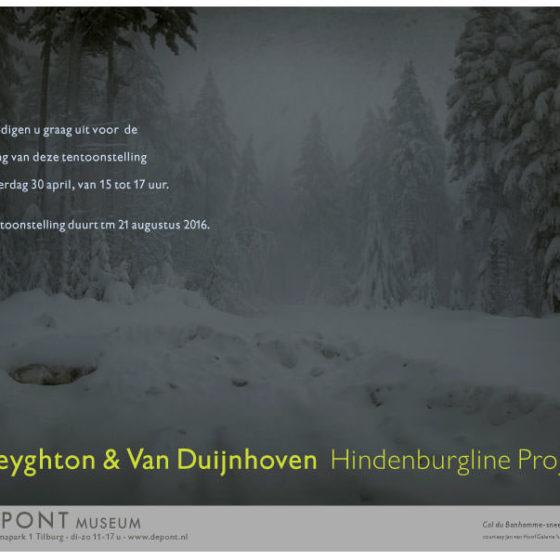 Creyghton & Van Duijnhoven - Hindenburgline Project