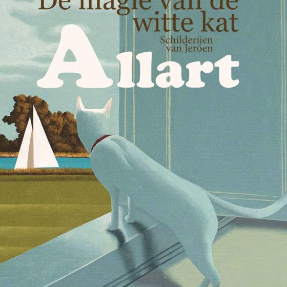 De magie van de witte kat - Jeroen Allart