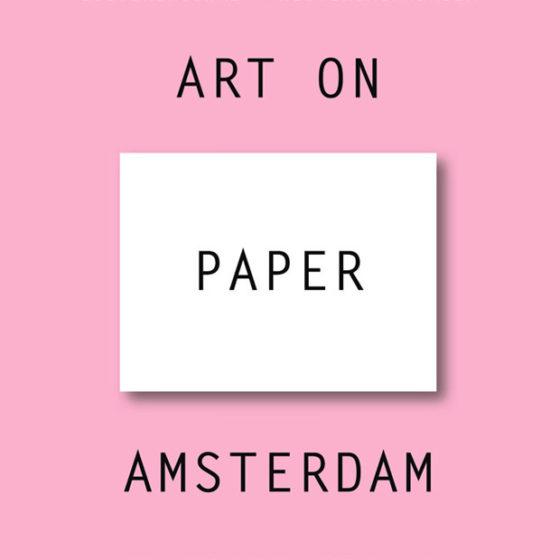 Art on paper Amsterdam