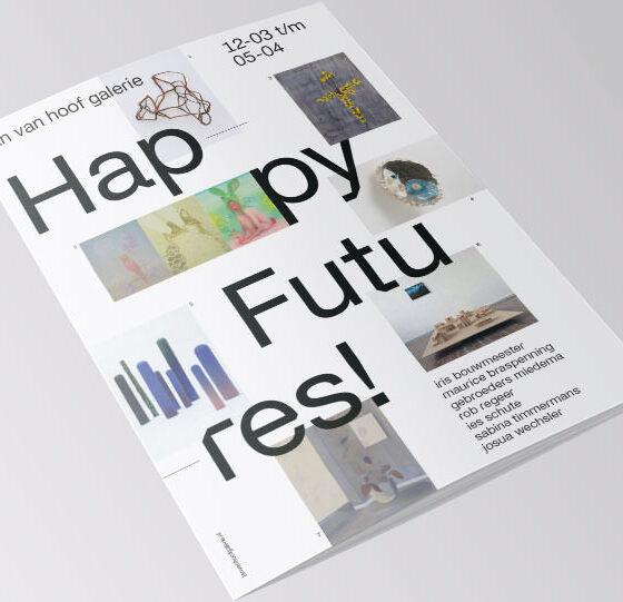 happy futures - jan van hoof galerie
