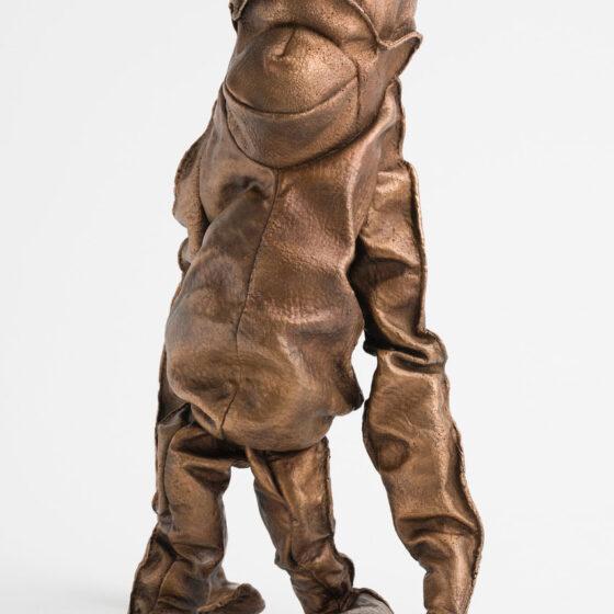 Fun Raiser, 2021, brons, 36 x 21 x 19 cm