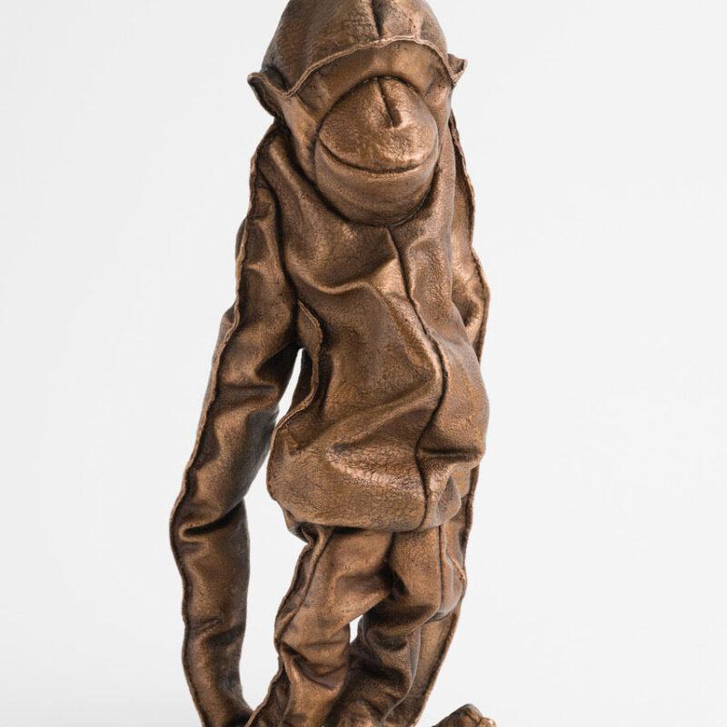 Fun Raiser, 2021, brons, 39 x 17 x 17 cm