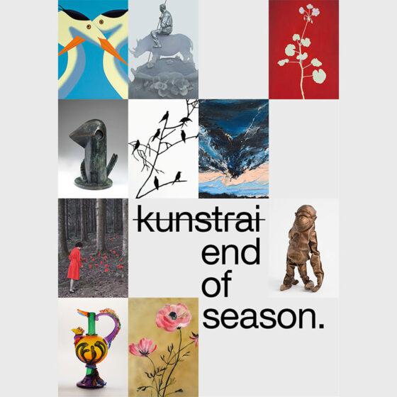 end of season - jan van hoof galerie 2021